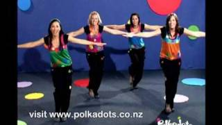 The Polkadots: Polkadots Theme Song