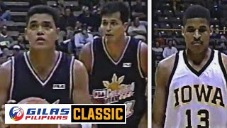 GILAS CLASSIC: Philippine Centennial Team vs Iowa Hawkeye / Lastimosa, Patrimonio etc. - Full Game