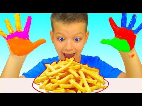 Hokey Pokey | 캐리 영어 동요 | Nursery rhyme from YouTube · Duration:  1 minutes 47 seconds