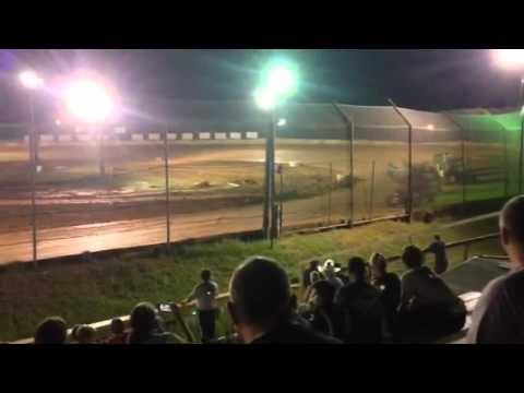 Bronco Speedway Park June 20, 2015