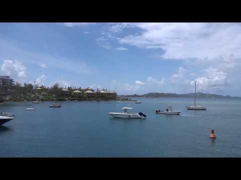 Cruz Bay, St. John, US Virgin Islands (October 2017)