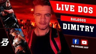 Live ON | Parceiros | Dimitry ON!