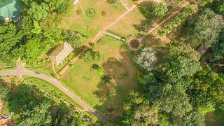 Aerial View | Gampaha Botanic Garden Henarathgoda| GoPlaces Sri Lanka