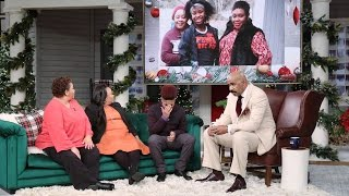 Teen gets mom a special Christmas gift || STEVE HARVEY