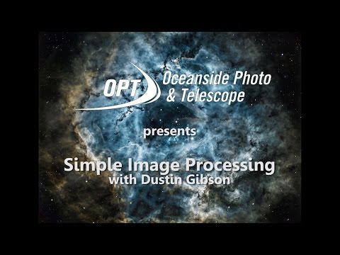 Simple Image Processing with Dustin Gibson- OPT