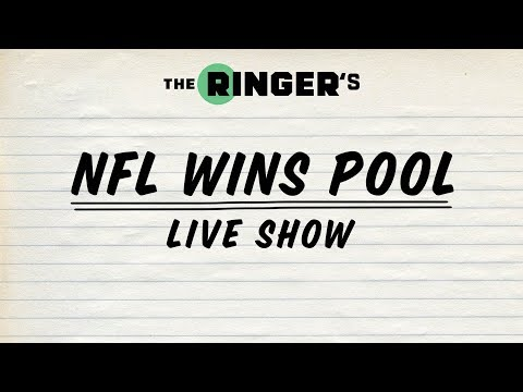 NFL Wins Pool Live With Bill Simmons | The Ringer