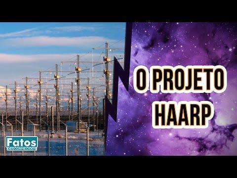 Veja o video – O Projeto HAARP – E se for verdade? Ep. 05