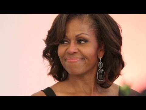 50 Moments with Michelle Obama