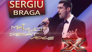 "Sergiu Braga - ""Nessun Dorma"" - X Factor"