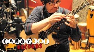Richard Barrett - Darmstadtium - Acoustic Guitar (2012)