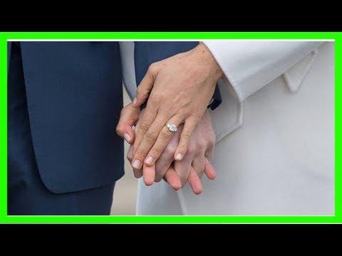 Meghan markles verlobungsring an der eigenen hand? so geht's