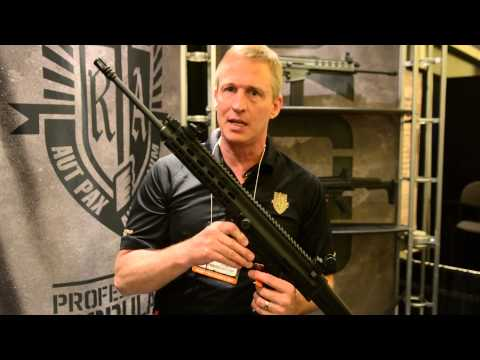 SHOT Show 2014 - Robinson Armament Rifle Platform