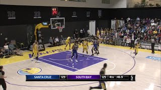 Cleanthony Early (20 points) Game Highlights vs. South Bay Lakers