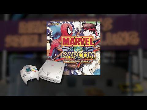 Gameplay : Marvel Vs. Capcom [Dreamcast]