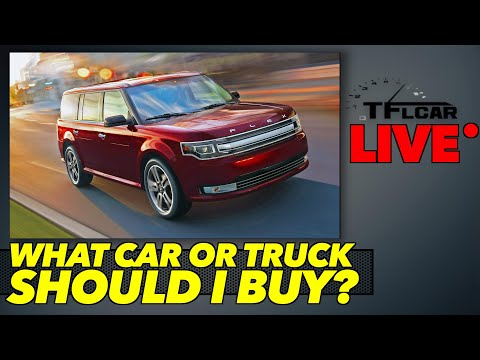 R.I.P. The Ford Flex is Officially No More | What Car or Truck Should I Buy Ep. 71