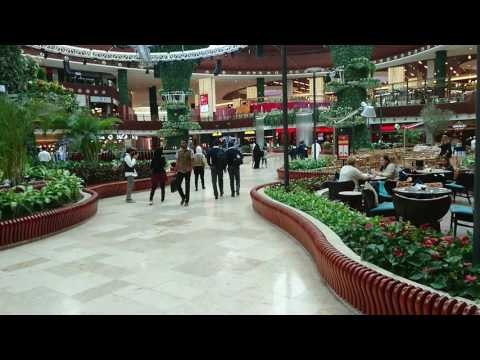 Mall of Qatar Central Atrium