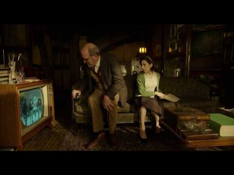 Production Designer Paul Austerberry on The Shape of Water