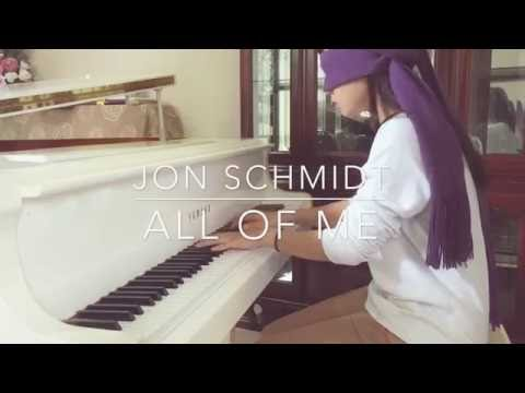 All of Me - Jon Schmidt (The Piano Guys) Cover