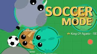 MOPE.IO // #MopeSoccerMode // NEW GAME MODE // MOPE SOCCER
