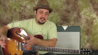 Pearl Jam - Black - Guitar Lesson - How to Play Tutorial - by Marty Schwartz