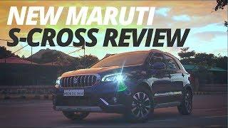 2017 Maruti Suzuki S-Cross Facelift Review  Express Drives