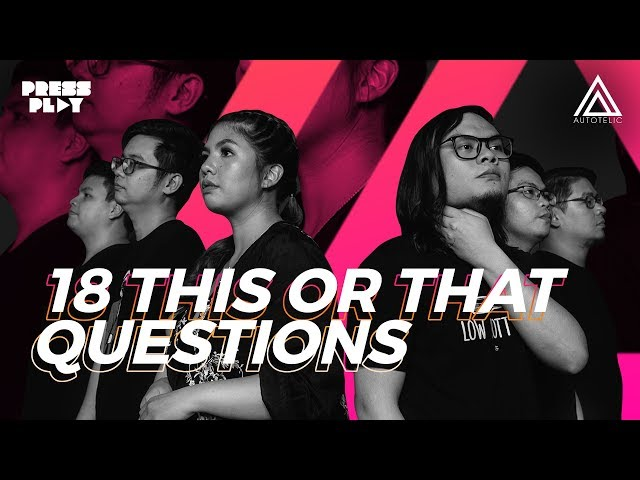 This or That: Autotelic