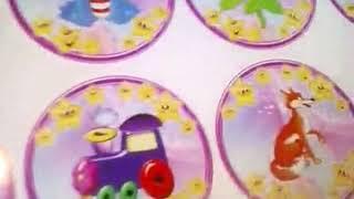 Обзор наклеек на шкафчики в детский сад/школу
