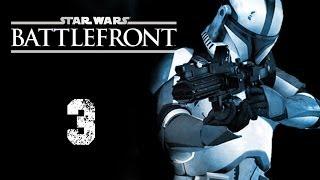 Amazing Star Wars Battlefront 3 Space Battle Ideas!! Star Wars Battlefront Lets Play Episode 3