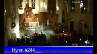 Rejoice, Rejoice, Believers † Trinity Ev. Lutheran Servcie - 28/11/2010