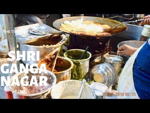 SRI GANGANAGAR FOOD UNEDITED | Rajasthan Original Vlog | Rajasthan Food & Travel