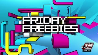Video: Friday Freebies: June 15, 2018