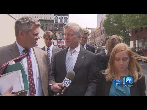 Andy Fox on Bob McDonnell appeal hearing