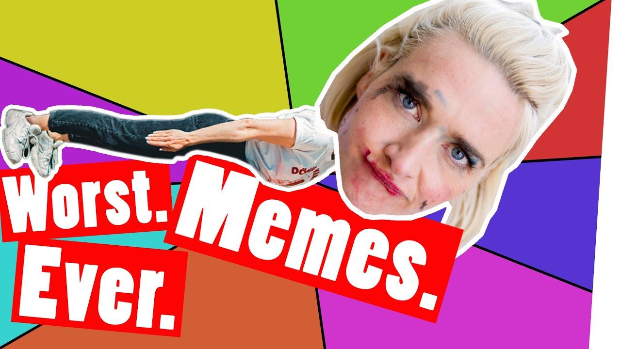 Die ultimative Meme Compilation Strafe || Das schaffst du nie!