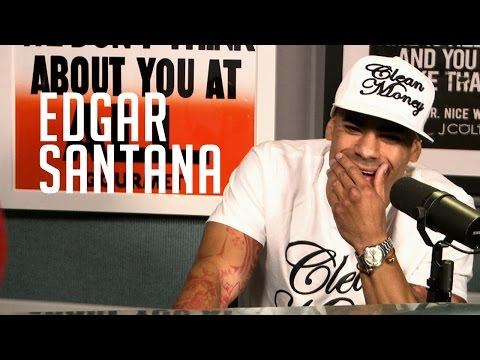 Edgar Santana on Real Late w/ Rosenberg