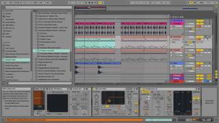 Neuro Drum and Bass tutorial using Neurosys with Ableton Live
