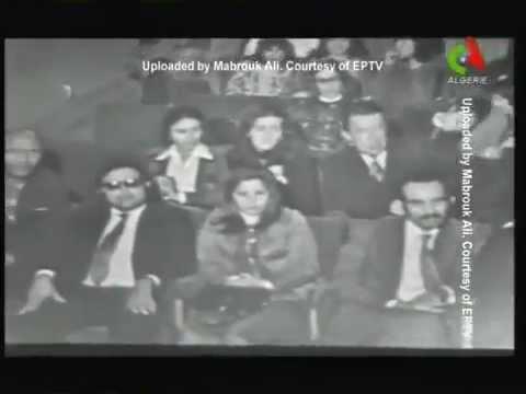 L'inspecteur Tahar chante Hadikati Ana El Awane Wa Hana An Naftarika