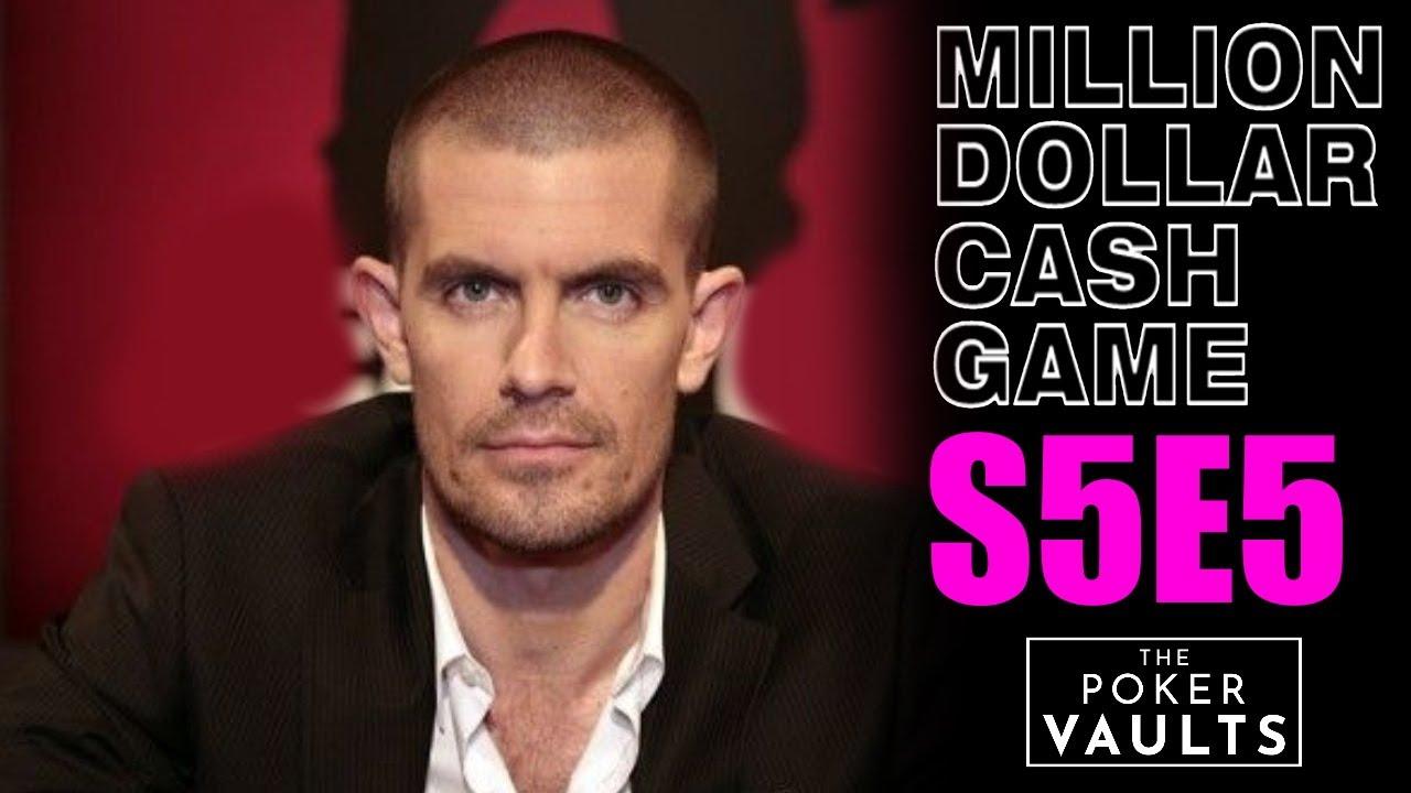Download Million Dollar Cash Game S5E5 FULL EPISODE Poker Show