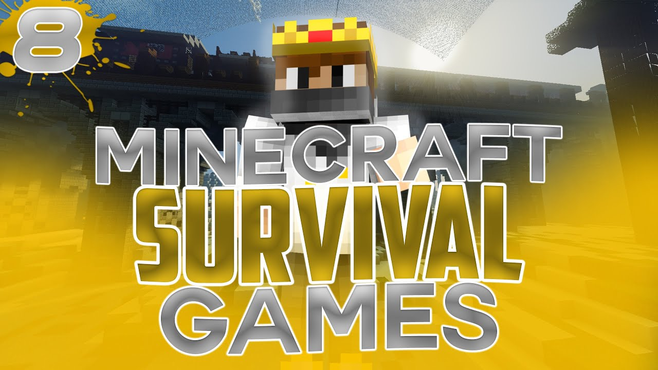 Minecraft Survival Games Mcsg Game 8 New Mouse Coming