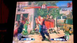 SSFIV LARL Matches - Guile (sh1Nd) vs Hakan (Siamakusa)