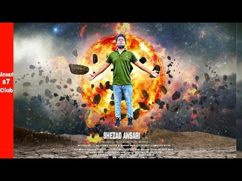 How To Design Movie Poster In Picsart Step By Step Editing Photo Editor Picsart New Editing 2017