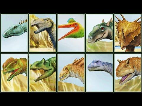 Dinosaur Puzzle - Archaeologist Jurassic #3 | Eftsei Gaming