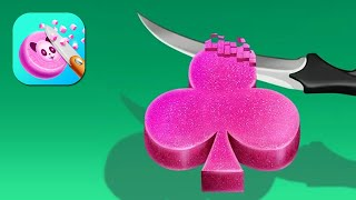 Soap Cutting - Gameplay Walkthrough Part 1 All Levels 1 - 18 Max Level (Android,iOS)