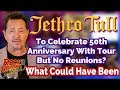Capture de la vidéo Jethro Tull Set To Celebrate 50 Years  Will There Be Reunions? We Look Back