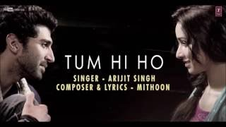 Tum hi ho slow (rain drop) - Arijit Singh