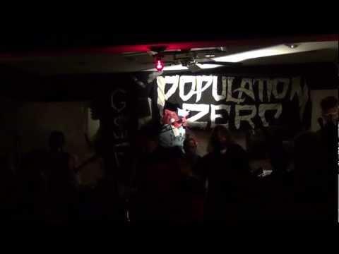 Population Zero- Nu Jawn/Forrest