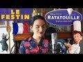 Le Festin - Camille (Ratatouille Soundtrack) Cover by Elena Borroni