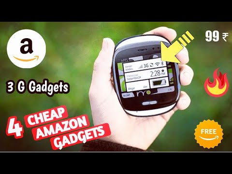 4 CooL GADGETS (Amazon) You Can Buy on Amazon 2018✅ NEW FUTURE TECHNOLOGY GADGETS INNOVATION