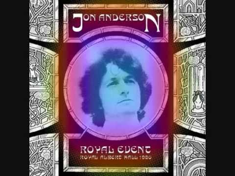 Yes Medley - Jon Anderson - Royal Albert Hall Event 1980