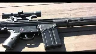 Heckler & Koch G3 Rifle