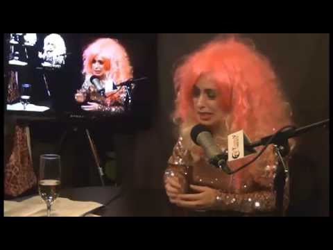 Speakeasily w/ Odessa Lil ~ Ep. 1 (10.4.12). Casey Castille, Comrade Tang, Lady Satan!